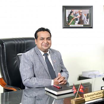 Dr. Ghanshyam Prasad Shah
